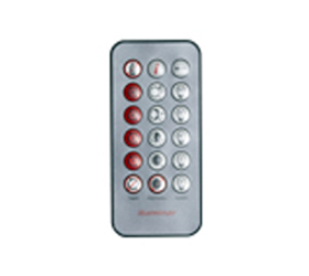 IR Illuminator remote control