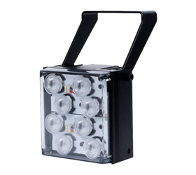 Medium range White Light illuminatorby iluminar