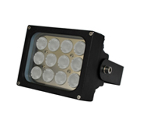 Medium range White Light illuminator